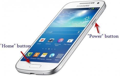Screenshot Galaxy S5 - Screenshot Samsung S5. Come fare?