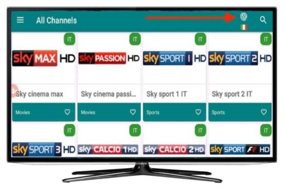 TVTAP Smart TV 3 - TVTAP Smart TV, installazione di TVTAP su Smart TV