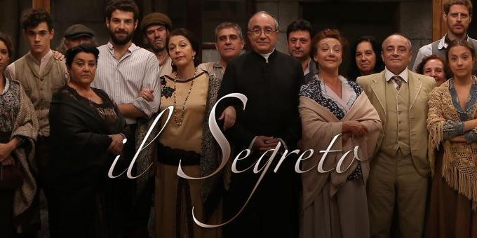 il segreto video mediaset - Il Segreto, Video Mediaset per le repliche