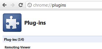 plugins chrome - Plugins Chrome. Risolvere se i plugins chrome non vanno