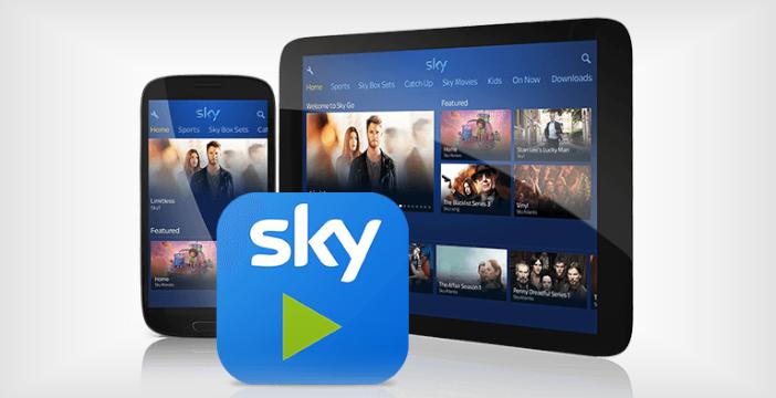 skygo - Sky Go. Guardare lo streaming con SkyGo