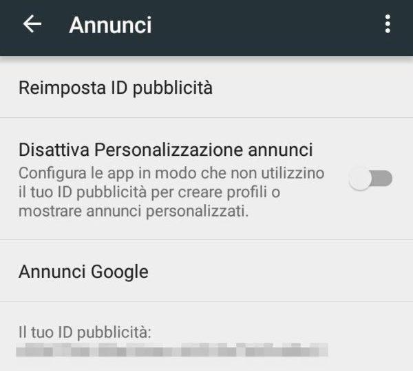 blocca pubblicita android 2 - Blocca pubblicità in Android
