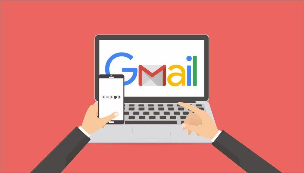 gmail accesso 1024x583 - Gmail accesso. Come entrare nella mail di Google