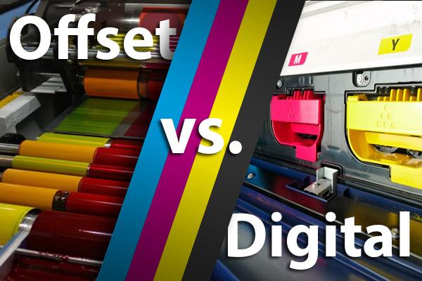 stampa offset digitale online - Stampa digitale online e stampa offset online, quali sono le differenze?