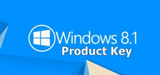 Product key Windows 8.1