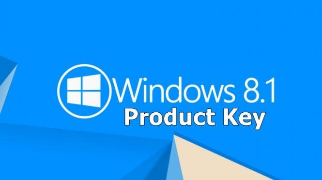 Product key Windows 8.1 - Elenco di product key per windows 8.1 - I seriali di windows