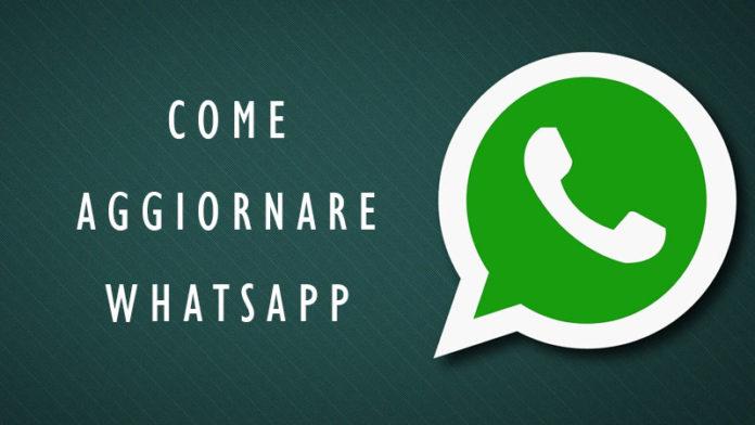 aggiornamento wapp - Aggiornamento wapp. Aggiornare whatsapp, download e link diretto