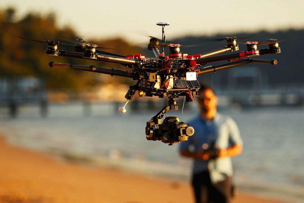 droni professionali - Droni professionali, caratteristiche e cosa valutare
