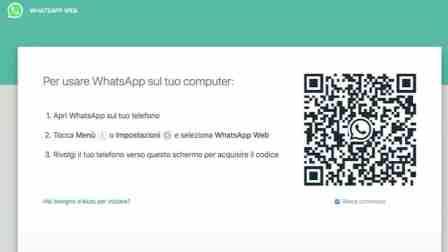 Whatsapp Web 1 - Whatsapp to web, la guida completa per installarlo sul PC