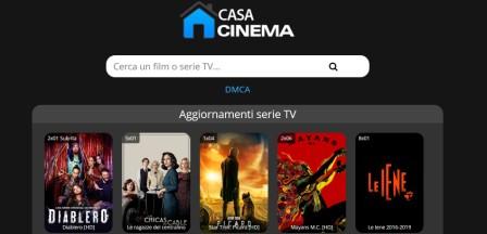 casacinema - Casacinema: il nuovo indirizzo 2020 aggiornato