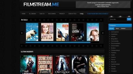 filmstream.me  - Filmstream.me: che fine ha fatto? Le alternative per i migliori siti in streaming