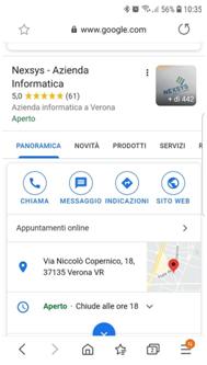 image - Google My Business: cos'è e come sfruttarlo per la tua azienda